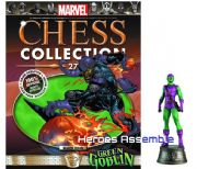 Marvel Chess Collection #27 Green Goblin Eaglemoss Publications